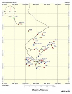 Chaguite, MANOS GPS Data Collection May 2013. (Click for Larger View)
