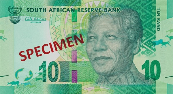 10 Rand Note